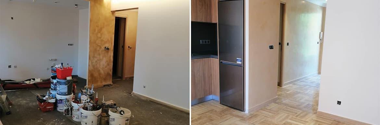 Rénovation appartement Galerie 1