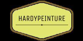 Logo Hardy Peinture
