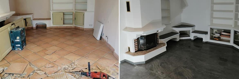 Rénovation villa Périgueux